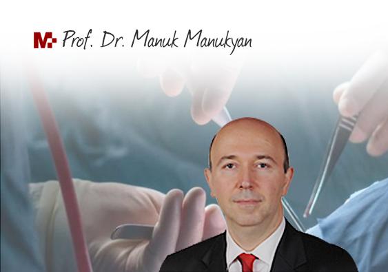 Doç. Dr. Manuk Manukyan