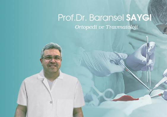 Prof. Dr. Baransel Saygı